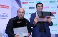 Lenovo presents future-readylaptopswith advanced features