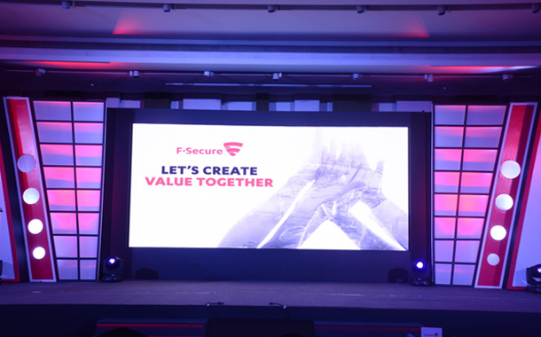 "F Secure hosts ""Let's Create Value Together"" Channel meet in Kolkata"