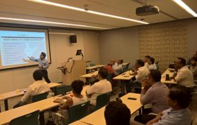 IAMCP completed a Knowledge Sharing Event