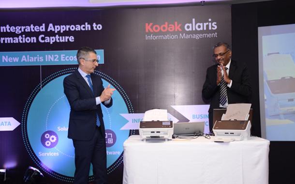 Kodak Alaris Expands IN2 Ecosystem at Info Mgmt Partnership Yatra 2017