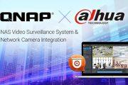 QNAP integrates Dahua Technology Cameras to boost surveillance feasibility