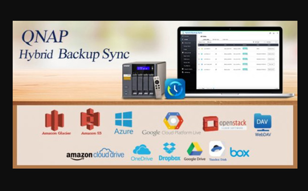 QNAP Officially Releases Hybrid Backup Sync | SMEChannels