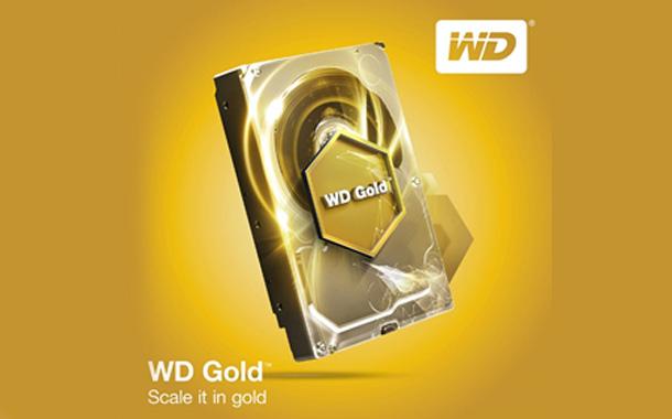 Western Digital Ships 12TB WD Gold hard drives