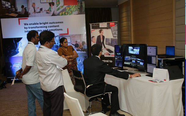 Barco Hosts a Multicity Roadshow to showcase OpSpace