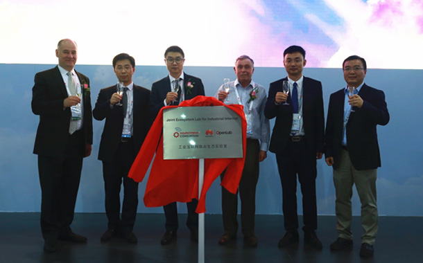 Huawei OpenLab, Industrial Internet Consortium join hands to establish Ecosystem Lab