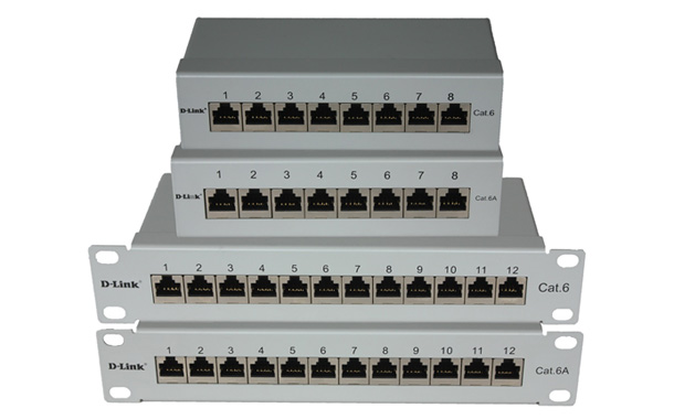 D-Link STP Patch Panels