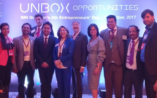 Entrepreneurs converge at BNI Gurgaon 4M Forum 2017