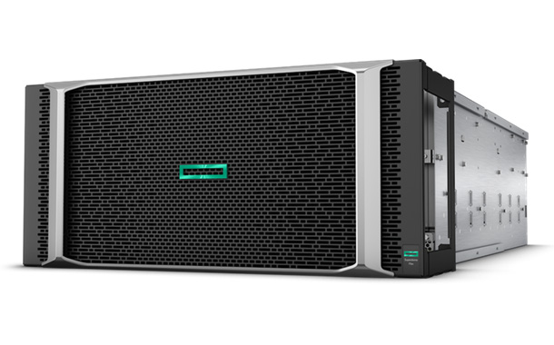 HPE unleashes scalable, modular in-memory Superdome Flex Computing Platform