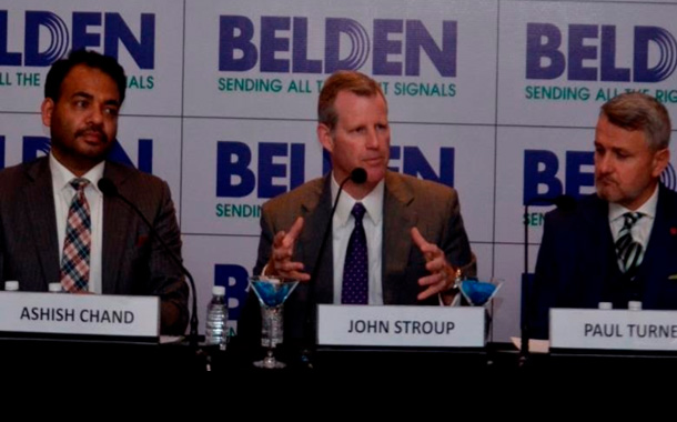 Belden to initiate manufacturing in India with Pune Plant