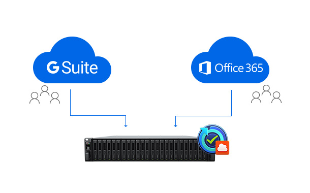 Synology Rolls out Active Backup for G Suite/Office 365