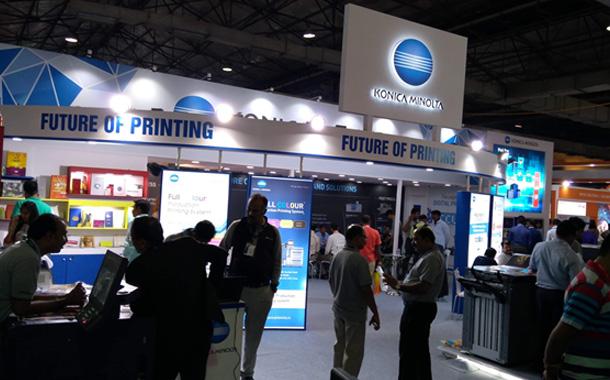 Konica Minolta Exhibits Next Generation Digital Printing Solutions at PAMEX