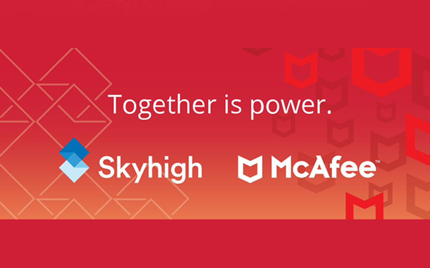 McAfee Augments Cloud Security with Skyhigh Networks Buy