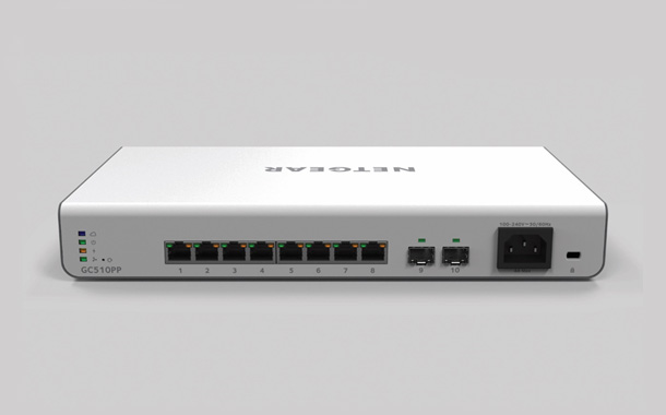 NETGEAR Insight managed Smart Cloud Switches