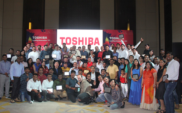 Toshiba Storage Partners Complete Bali Voyage Successfully