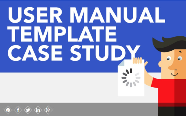 User Manual Template Case Study: How A Hardware Startup Created A Legally  Compliant User Manual  Product Manual Template