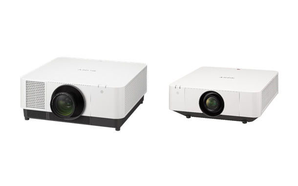 Sony new Laser Projectors For Corporates, Schools And Museums