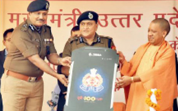 UP Police Deploys Zebra's TC75-series touch computers as Part of Improved Emergency Management System