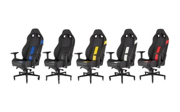 CORSAIR Launches New T2 ROAD WARRIOR Gaming Chair