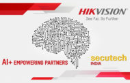 Hikvision to Display its AI Expertise at Secutech India 2018