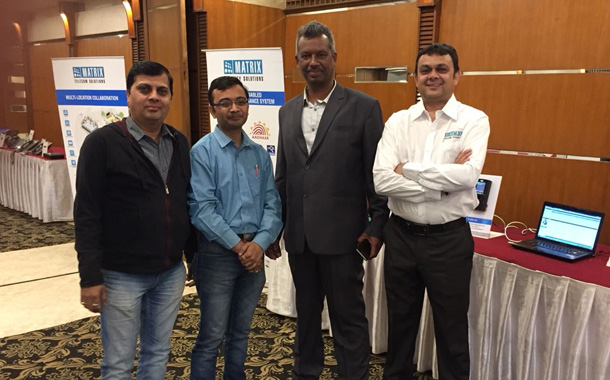 Matrix Hosts Matrix Connect to Explore Business Opportunities in Raipur