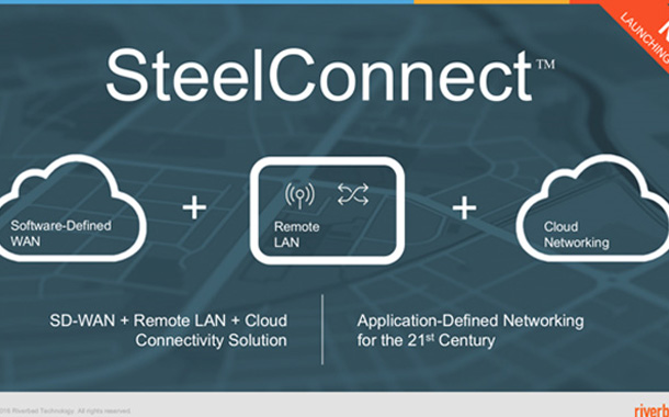 Riverbed Delivers Bevy of Updates to SteelConnect