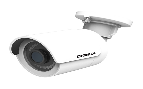 DIGISOL Releases 5MP Fixed Bullet IP CCTV Camera