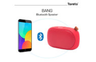 Toreto Releases Pocketsize Bluetooth Speaker Bang TOR-307