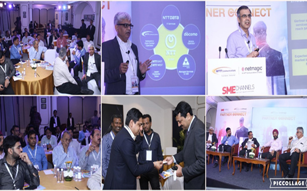 SME Channels and Netmagic completed Channel Event in New Delhi