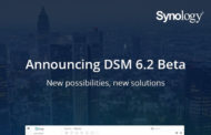 Synology Releases DiskStation Manager 6.2 Beta