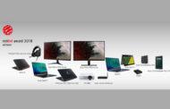 Acer Bags 13 Red Dot Design Awards 2018