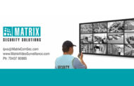 Matrix goes on air with their latest surveillance campaign