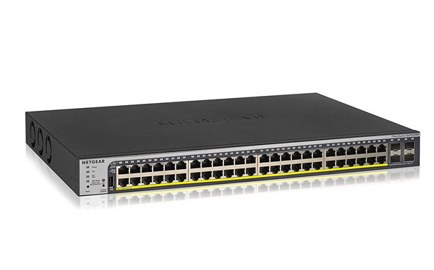 NETGEAR Brings Smart Managed Pro Switches with PoE+ In India