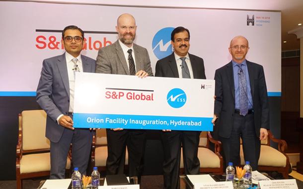Ness Digital Engineering, S&P Global Open World-Class Innovation Center in Hyderabad