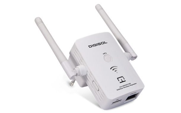 DIGISOL Unveils 300Mbps Wireless Universal Repeater