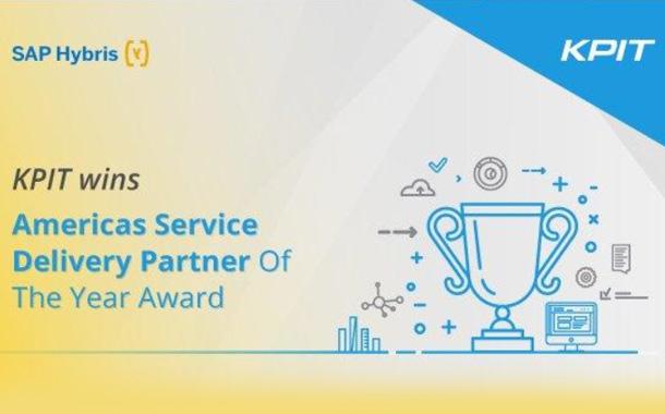 KPIT Scoops SAP Hybris Americas Service Delivery Partner Award