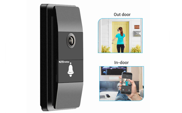 Portronics Rolls out Wifi Security Doorbell mBell