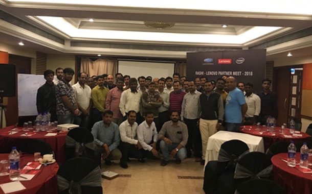 Rashi Peripherals Organized Multi-City Partner Connect Meet in Upcountry market