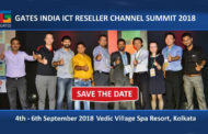 GATES' Fourth Edition of Reseller Summit to be held in Kolkata