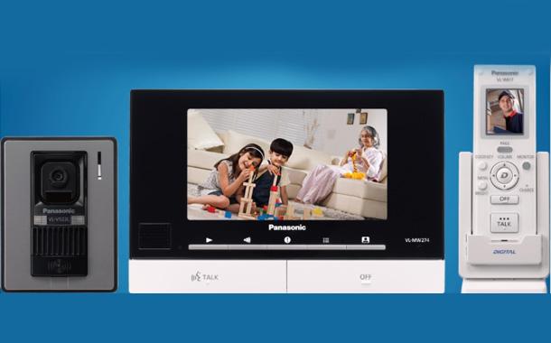 Panasonic Unveils VL – SW 274 new wireless VIDEO DOOR PHONE