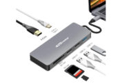 Portronics Unveils 7-in-1 USB Multimedia HUB - Mport 7C