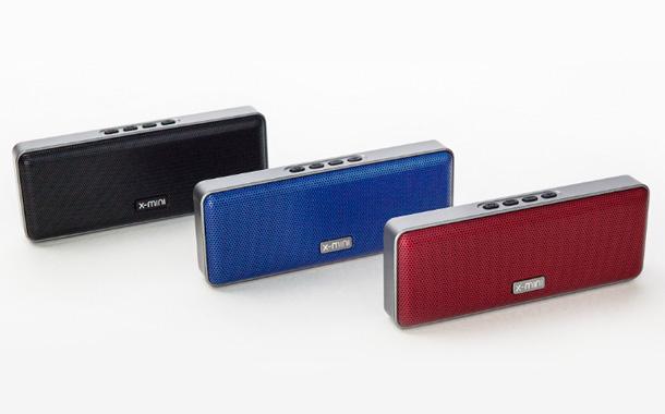 X-MINI adds 2 new color variants to Xoundbar bluetooth speaker