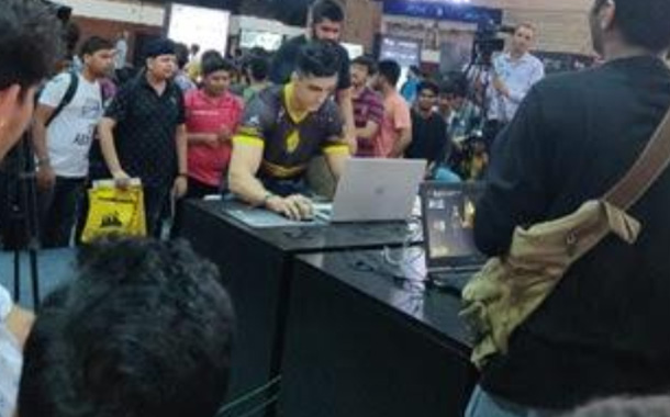 CORSAIR Participates in NVIDIA Gamer Connect Indore 2018