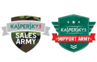 Kaspersky Lab Extends 'Sales Army' & 'Support Army'