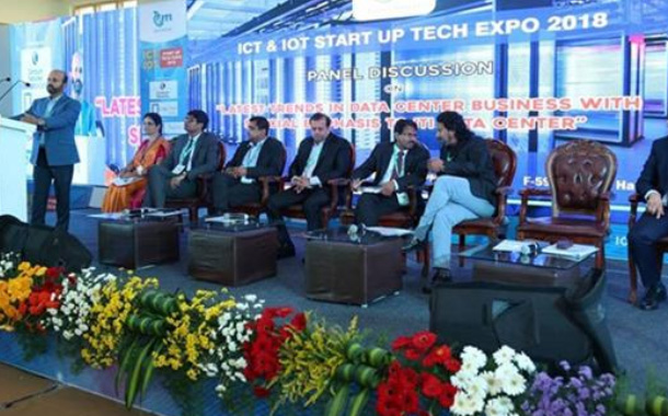 NetRack Marks Presence in ITI's first Tech Expo in Bengaluru