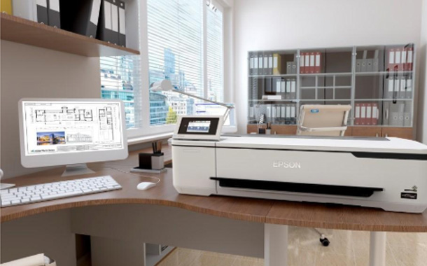 Epson Enters Low-to-Mid Range CAD Plotter Market
