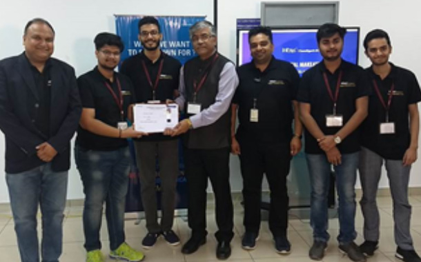 Infosys Chandigarh Successfully Completes Digital Makeathon