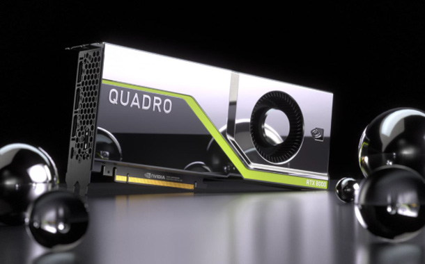 PNY, Boston showcases NVIDIA Quadro RTX GPU at Broadcast India Show 2018