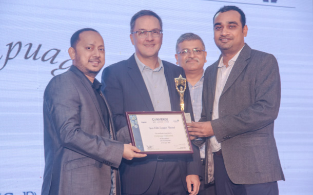 Compuage Awarded at Tyco Security Converge, 2018