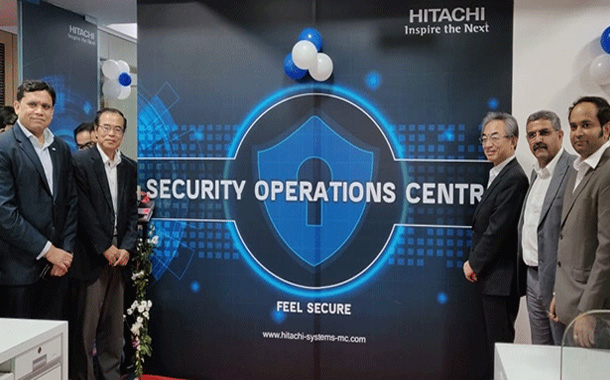 Hitachi Systems Micro Clinic unveils its first SOC in India