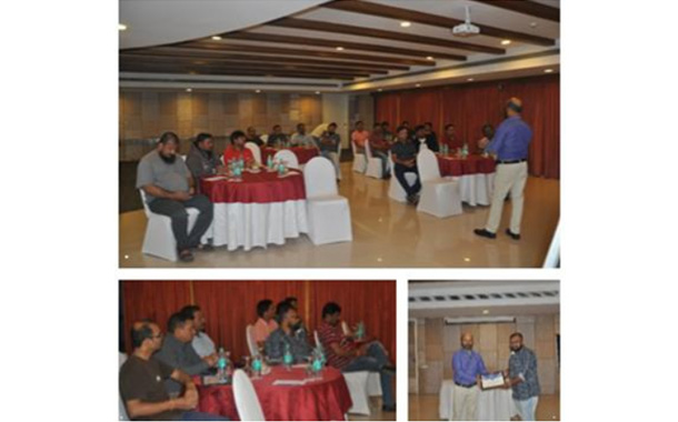 NetRack Unveils its Innovative Training Program at Regional SI Partner Meet
